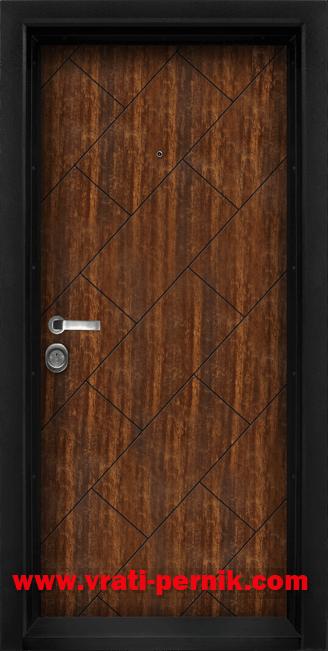 Блиндирана входна врата, модел T-904
