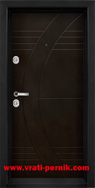 Блиндирана входна врата, модел T-909