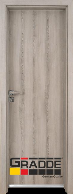 Алуминиева врата за баня – GRADDE цвят Veralinga