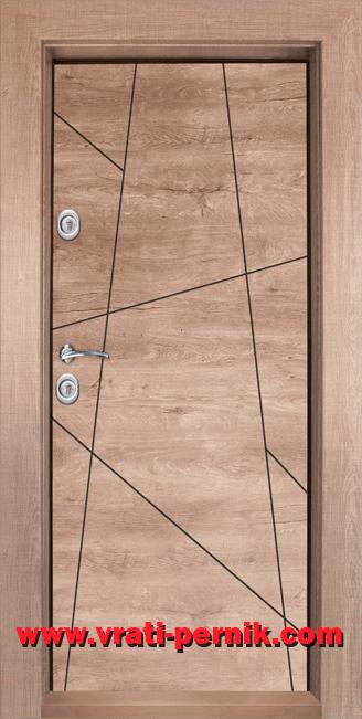 Блиндирана врата т-1003 врати Перник